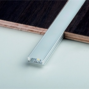Профиль Juliano LED Tile Trim ALE802 Aluminium (3000мм)