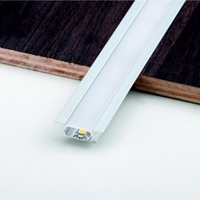 Профиль Juliano LED Tile Trim ALE808 Aluminium (3000мм)