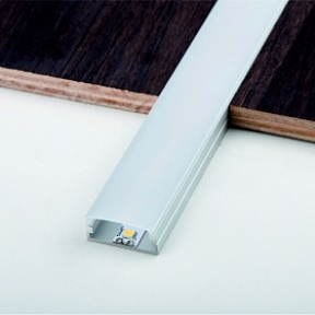 Профиль Juliano LED Tile Trim ALE807 Aluminium (3000мм)