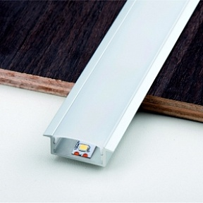 Профиль Juliano LED Tile Trim ALE809 Aluminium (3000мм)